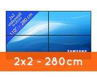 2x2-videowall