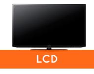 TV Beeldschermen huren LCD