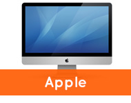 monitoren huren apple
