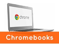 laptops huren chromebooks