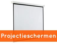 projectieschermen