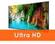 TV Beeldschermen ultra-hd