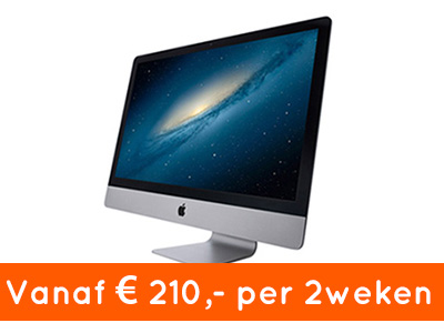 apple imac actiepakket